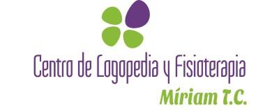Logotipo Centro de Logopedia y Fisioterapia Miriam TC